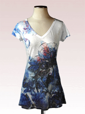 The Watercolor Tunic